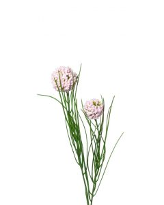ARTFLEUR - művirág (turbolya, rózsaszín, 62cm)