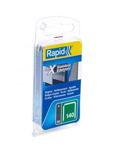 RAPID 140 - tűzőkapocs (10mm, 650db)