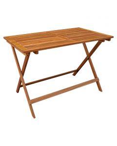 SUNFUN DIANA - kerti asztal (110x65cm)