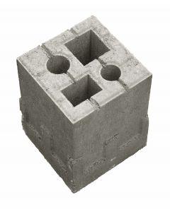 CHRISTOPH 4 IN 1 - beton oszloptartó 19x19x25cm
