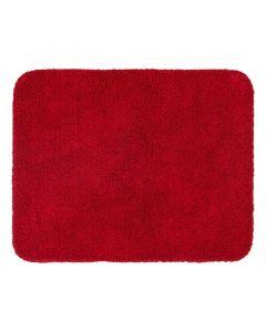 ASTRA ENTRA - nedvszívó lábtörlő (60x75cm, piros)