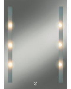 MOONLIGHT - tükör LED-világítással (50x70cm)