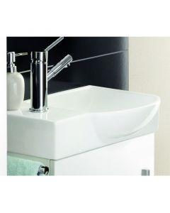 CAMARGUE STELLA K WELCOME - mosdó (kerámia, fehér, 32x45cm)