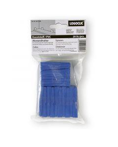 LOGOCLIC - ékcsomag (műanyag, 20 db)