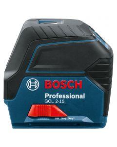BOSCH PROFESSIONAL GCL 2-15 - vonallézer