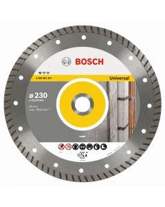 BOSCH PROFESSIONAL STANDARD UNIVERSAL TURBO  - gyémánt vágókorong 230x22,23mm