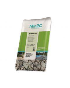 MIN2C - márvány zúzottkő (rozé, 30-60mm, 25kg)