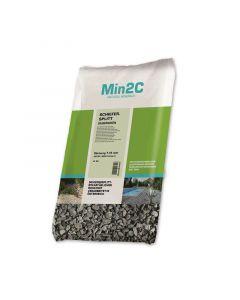 MIN2C - palazúzalék (ezüstszürke, 7-16mm, 25kg)