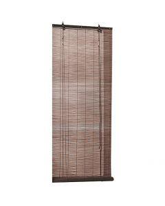 EXPO AMBIENTE BASIC - bambuszroló (90x220cm, barna)