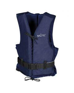 NAUTIC NAVY ACTIVE - mentőmellény (50N, 50-70kg)