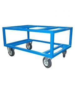 Transzportkocsi (500kg, 120x80x60cm)