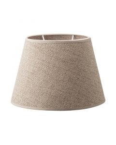 HOME SWEET HOME MELROSE - lámpabúra (tób, 24x16cm)