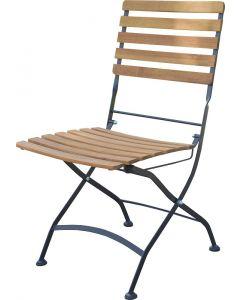SUNFUN MONI - kerti szék (natúr, összecsukható)