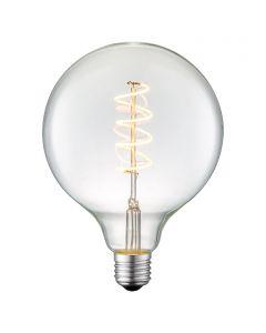 LED-fényforrás (E27, 4W, G125)