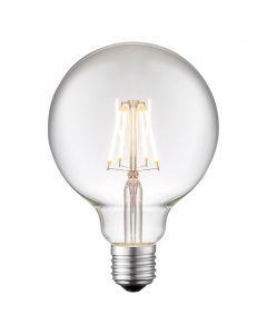 LED-fényforrás (E27, 4W, G95)