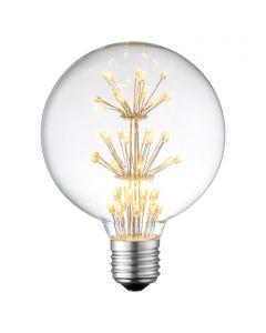 LED-fényforrás (E27, 1,5W, G95)