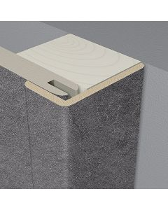 LOGOCLIC WALL EFFECT 3D - takaróléc (szögletes, 22x42x2600mm, Torino)