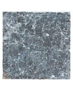 NERO - márvány (fekete, antik, 30,5x30,5cm, 0,47m2)