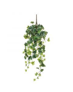 MICA DECORATIONS - selyemvirág (borostyán, világoszöld, 71cm)