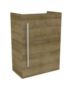 CAMARGUE STELLA K WELCOME - mosdó alsószekrény (tölgy, 24x44x60cm)