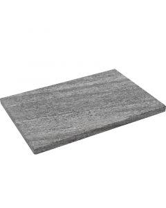 Járdalap (60x40x3cm, gránit, titánszürke)