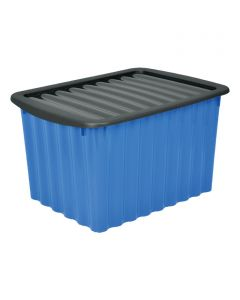 JELENIA PLAST WAVE - műanyag tárolódoboz (5,5L, kék)