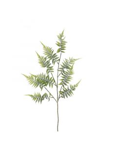MICA DECORATIONS - selyemvirág (párfány, zöld, 102cm)