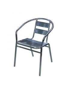 Kerti szék (alu)