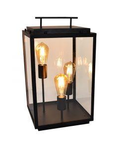 STARLUX LATIANO - kültéri dekorációs lámpa (28x28x50cm)