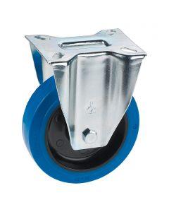 DÖRNER&HELMER - görgő (fix, 200kg, 125mm, kék)