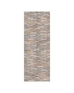 BAUKULITVOX EFETTO TOUCH - falburkoló panel (keskeny tégla, 2650x250x8mm, 2,65m2)