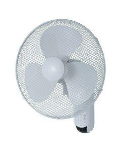 PROKLIMA - fali ventilátor (Ø40cm, fehér)