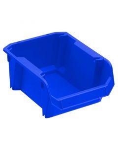 STANLEY N°2 - csavartartó doboz (11,9x16,4x7,5cm, kék)