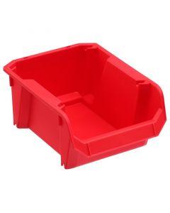 STANLEY N°4 - csavartartó doboz (22,9x32,8x15,5cm, piros)