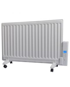VOLTOMAT HEATING - keskeny olajradiátor időzítővel (800W)