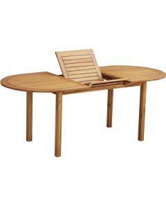SUNFUN DIANA - kihúzható kerti asztal (150-200x90cm)