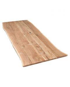 Asztallap (tölgy, 200x80x2,6cm)