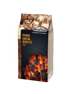 KINGSTONE - grill faszénbrikett (prémium, 10kg)