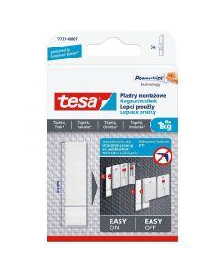 TESA SMART MOUNTING - ragasztócsík (1kg, 6db, érzékeny felületre)