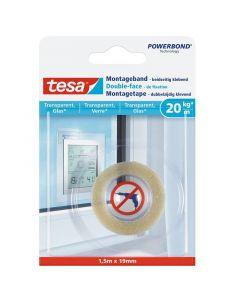 TESA SMART MOUNTING - rögzítőszalag (20kg/m, 1,5mx19mm)