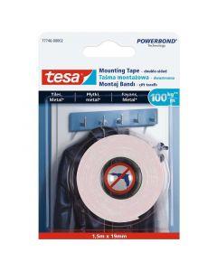 TESA SMART MOUNTING - rögzítőszalag (100kg/m, 1,5mx19mm)