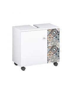 RIVA VINTAGE - mosdó alsószekrény (62,2x57,5x35,6cm)