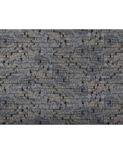 DOMINART ARICA VOLCANO - falburkoló (antracit, 33x10,5cm, 0,43m2)