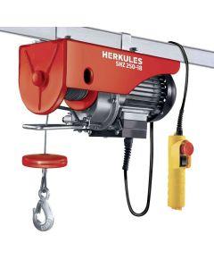 HERKULES SHZ 250-18 - drótköteles emelő (500W)