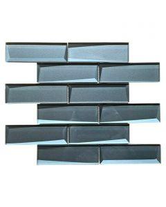 FLIESEN CRYSTAL XBH SW05 - mozaik (szürke-kék, 30x30cm)