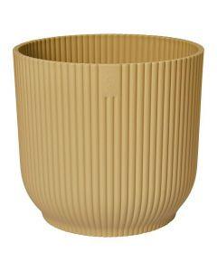 ELHO VIBES FOLD - kaspó (Ø22cm, sárga)