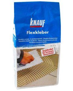 KNAUF FLEXKLEBER - flexibilis csemperagasztó (5kg)