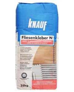 KNAUF FLIESENKLEBER N - fagyálló csemperagasztó (25kg)