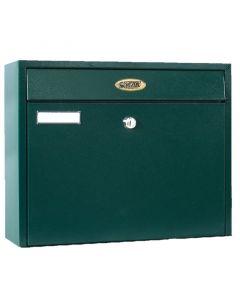 TREZOR - postaláda (utcai, zöld)