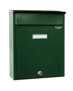 TREZOR POSTA II - postaláda (utcai, zöld)